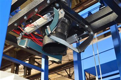 Дозатор для фасовки Big-Bag «ДОН(МКР)» с механизмом подъема фото #3