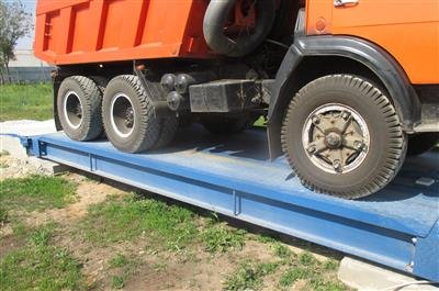 Весы автомобильные «ВАЛ» (для больших грузопотоков) фото #16